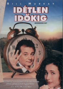Фильм День сурка / Groundhog Day / Idétlen időkig (1993, USA)