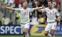 Венгрия - Исландия 1:1