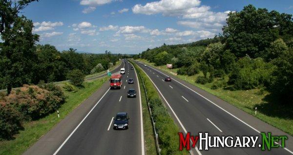 Особенности езды по автодорогам Венгрии