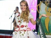 Венгерская девушка в тройке лидеров престижного конкурса красоты
