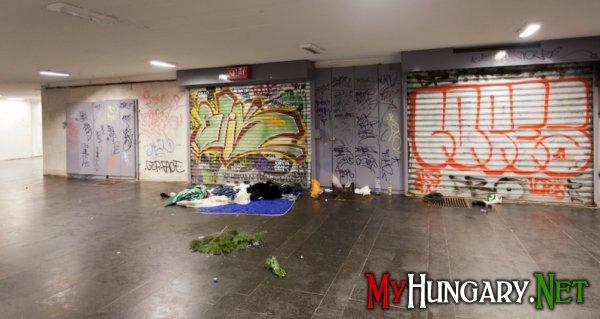 Подземные жители Будапешта
