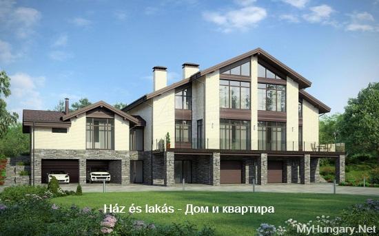Венгерский язык - Дом и квартира (Ház és lakás)