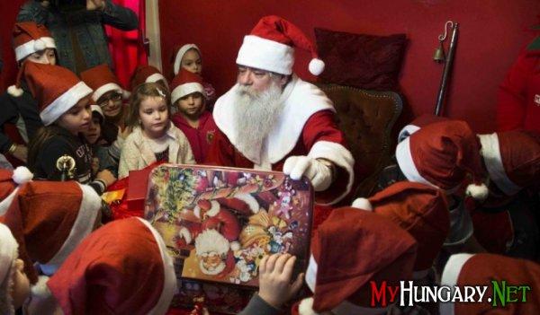 Сегодня в Венгрии отмечают День Святого Микулаша