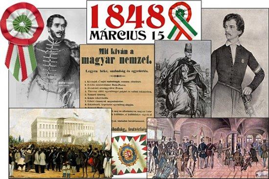 Сегодня в Венгрии празднуют День Венгерской Революции