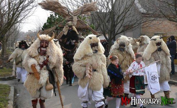 Фаршанг - народный праздник прощания с зимой