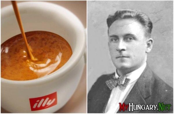 Ференц Илли - венгерский изобретатель итальянского кофе