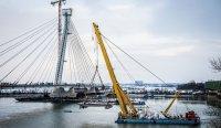 Через Дунай будет построен еще один мост