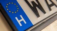 Грядут изменения в номерных знаках автомобилей Венгрии