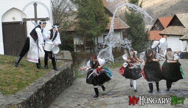 Husvét - второй по важности праздник для венгров